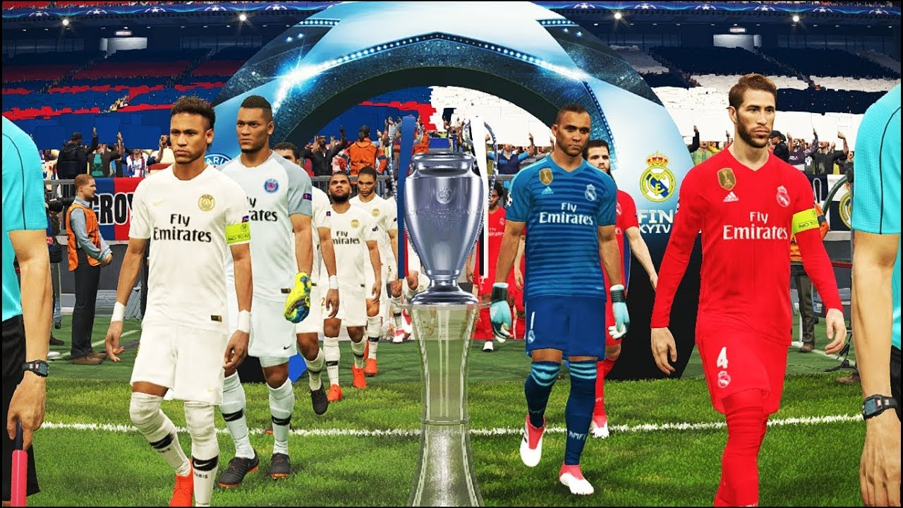 Uefa Champions League 2019 Final Ucl Real Madrid Vs Paris