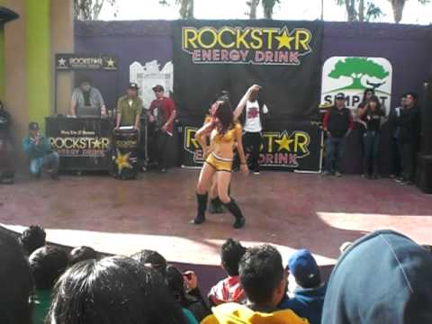 Zona Zero ! Presentacion | The Fuse Dance Crew | 11-feb-2012!