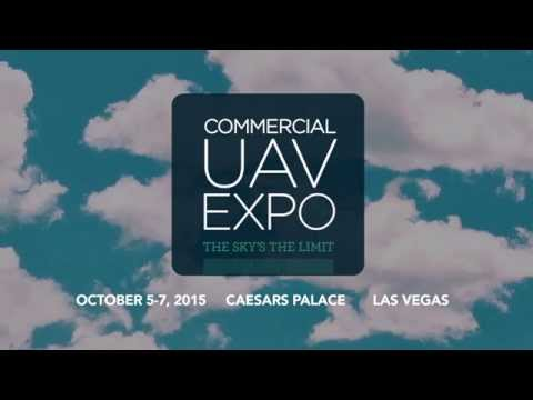 Commercial UAV Expo 2015