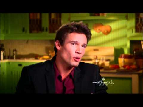 HALLMARK CHANNEL  ACCIDENTALLY IN LOVE  Ethan on picking roles