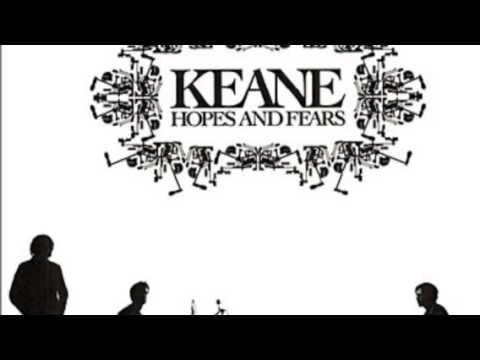 Keane - everybody changing ( official music )