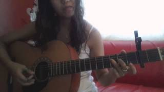 Sana by Amy Nobleza (guitar instrumental cover)