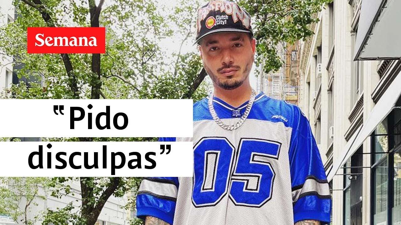 J Balvin se disculpa por video de su cancin Perra Noticias Semana