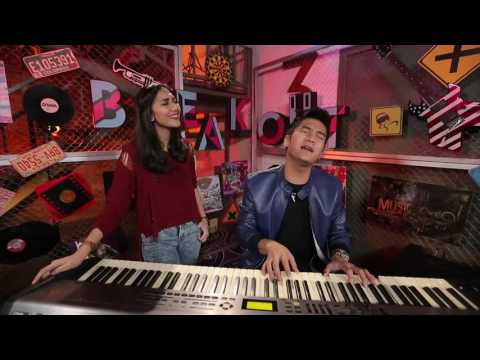 Boy William Ft. Sheila Dara -  Aku Memilih Setia (Fatin Shidqia Cover)