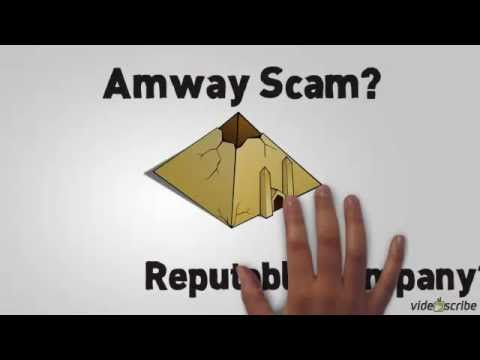 how to make amway work
