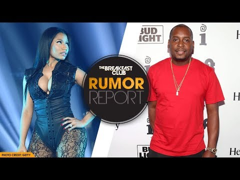 Nicki Minaj Attacks DJ Self In Heated Argument On Twitter