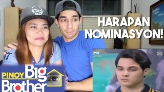 PBB 7 Dream Team Harapan Nominasyon Reaction! (Nomination Night)