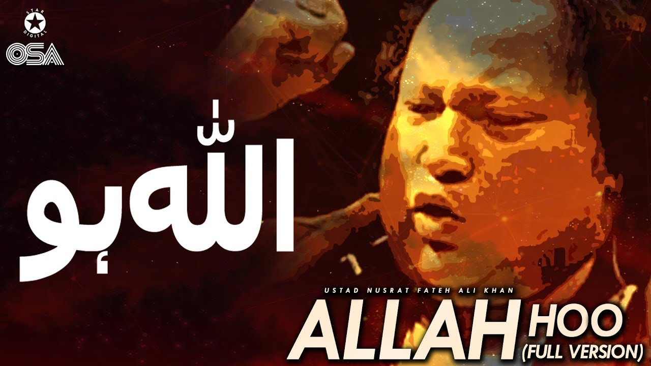 Allah Hoo (Full Version) | Ustad Nusrat Fateh Ali Khan | official version | OSA Islamic