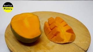 FRUIT NINJA of Street Food Vendors - Amazing Friut Cutting Skills