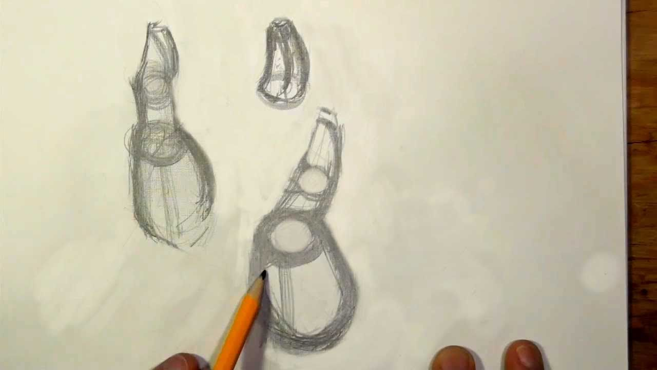 how to draw hands youtube