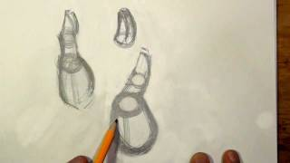 How to Draw Hands: Thumbs Part 2