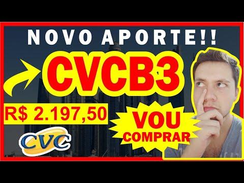 Investindo na CVC Viagens (#CVCB3) Bolsa de Valores NA PRATICA