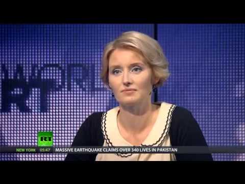 Complete News   'We chose democracy & human rights over banks'   Iceland president to RT