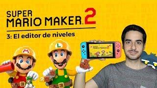 Super Mario Maker 2: El editor de niveles | Mapache Rants