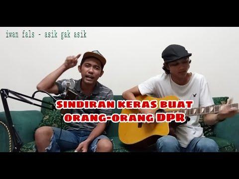 #mositidakpercaya-||-iwan-fals---asik-gak-asik-(cover)-adit-sopo-ft-eky-gara