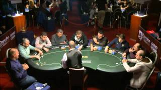 Danube Poker Masters 10 - MAIN EVENT FINAL TABLE