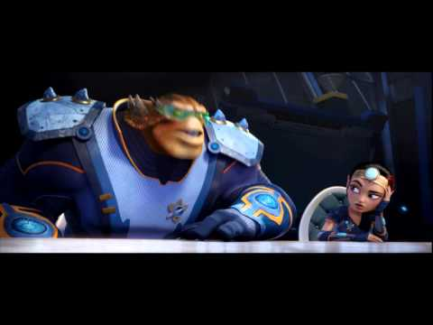 RATCHET & CLANK: Bande annonce VF (Suisse)