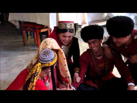 Turkmenistan Dance & Song 2015