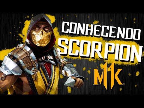 Scorpion no MORTAL KOMBAT 11 thumbnail