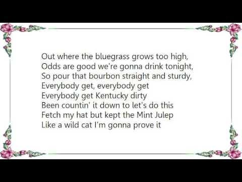Laura Bell Bundy - Kentucky Dirty Lyrics