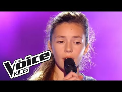 The Voice Kids 2016 | Jeanne - La Vie en rose (Edith Piaf) | Blind Audition