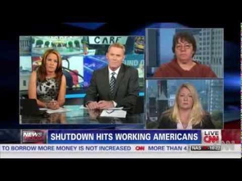 CNN Interview with NATCA Executive Vice President Trish Gilbert