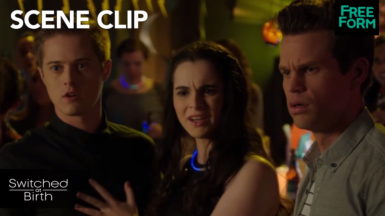 Download Switched at Birth | Season 5, Episode 8: Travis Throws a Punch | Freeform