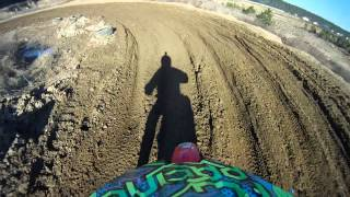 Me at easton mx on a 150r
