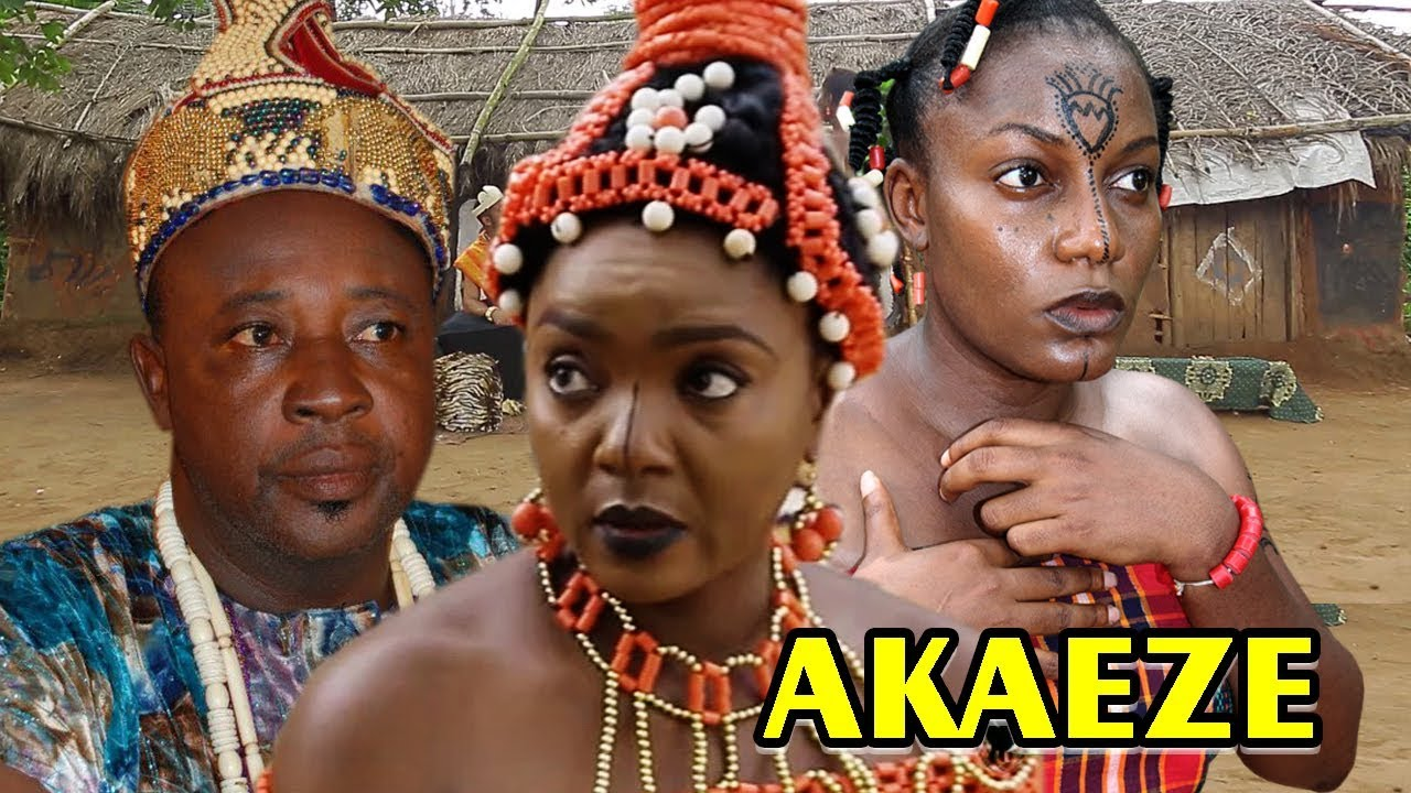 Download Akaeze  3&4  - 2018 Latest Nigerian Nollywood Igbo Movie Full HD