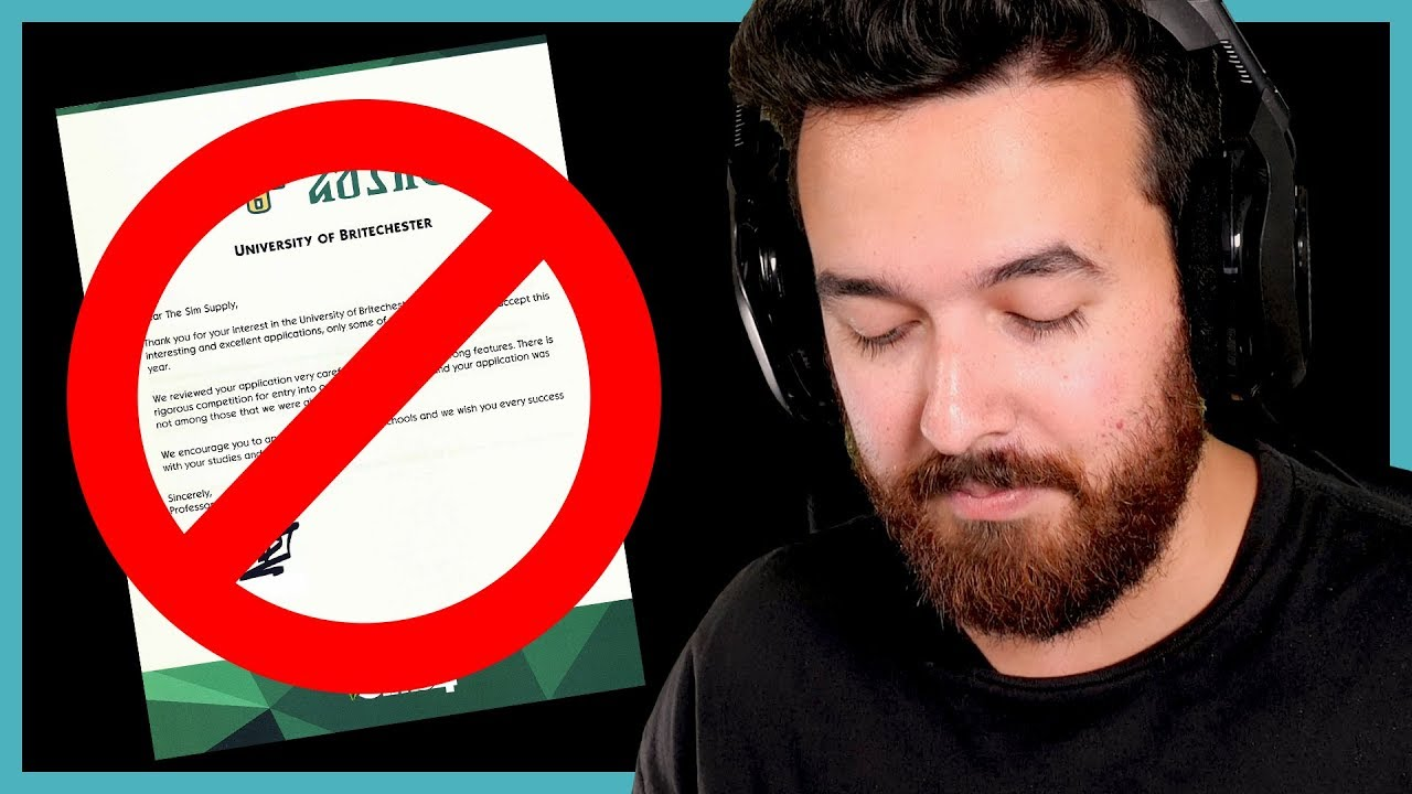 The Sims 4 University is Coming and I got rejected... thumbnail