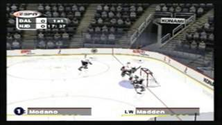 (PS2) ESPN National Hockey Night - Gameplay Preview
