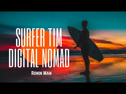 """Australian MGTOW Asks """"How Can I Be a Digital Nomad?"""""""