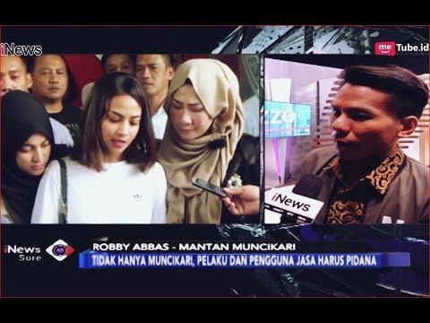 Tidak Hanya Muncikari, Pelaku dan Pengguna Jasa Prostitusi Harus Dipidana - iNews Sore 11/01
