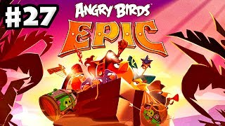 Angry Birds Epic - Gameplay Walkthrough Part 27 - The Paladin (iOS, Android)
