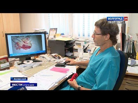 Уникальную операцию по удалению почки, пораженной эхинококком, провели волгоградские врачи