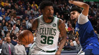 Boston Celtics Vs Denver Nuggets - Full Game Highlights | November 22, 2019 | NBA 2019-20