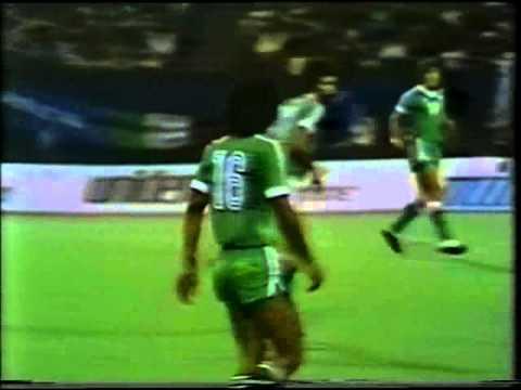 1982 - FIFA World Stars x Europe XI  (UNICEF Charity Match) - Second Half