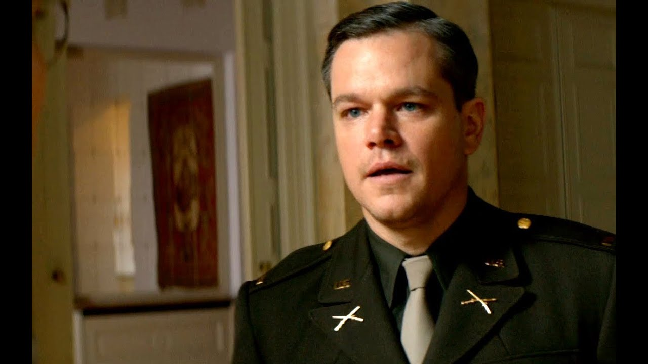 Download The Monuments Men Official Trailer #2 (HD) In Theaters February 7, 2014
