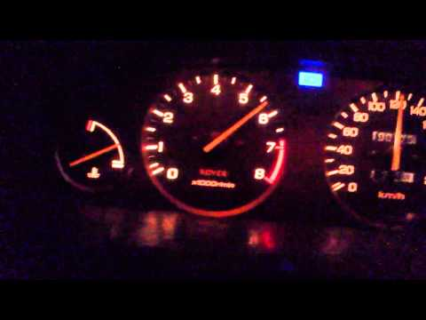 acceleration from 1 to 3 shift K-series engine