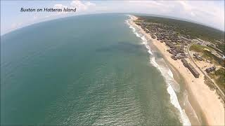 Andrew, Tim and Taylor fly the OBX with Coastal Helicopters!