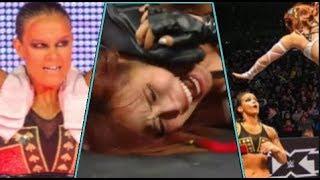 Shayna Baszler vs Kairi Sane - NXT Women's Championship - Two-out-Three Falls Match