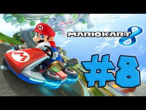 Mario Kart 8 Online - ЭТО ЖЕ РУССКИЙ!!! #8