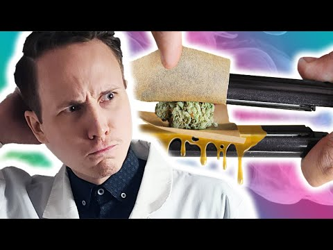 How to make Rosin with a Hair Straightener