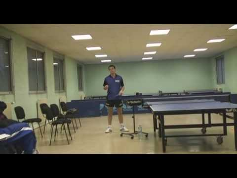 Patrick chila formation ligue ile de france tennis de - Ligue ile de france de tennis de table ...