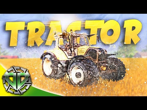 New Tractor : Farmer's Dynasty Gameplay : PC Early Access Simulator