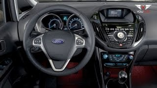 ? 2013 Ford B-MAX - INTERIOR