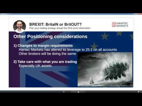 Hantec Markets Brexit webinar with Richard Perry
