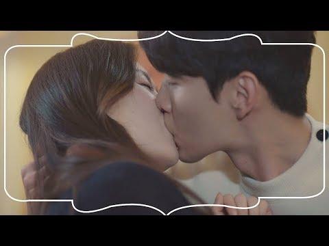 ♨이민기(Lee Min Ki)♡서현진(Seo Hyun Jin), 꾹꾹 참았던 마음 폭발한 진한 키스♨ 뷰티 인사이드(The Beauty Inside) 15회