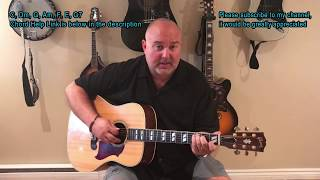How To Play Daniel Elton John cover - Medium 7 Chord Tune.mp3