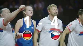 2018 Fed Cup Semifinal Round-Up